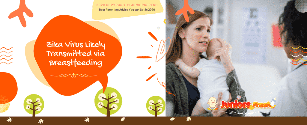 Whats New about Zika Virus Infections in Breastfeeding Moms