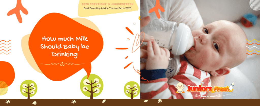 How Much Milk Should Baby Be Drinking? - HowToGuide