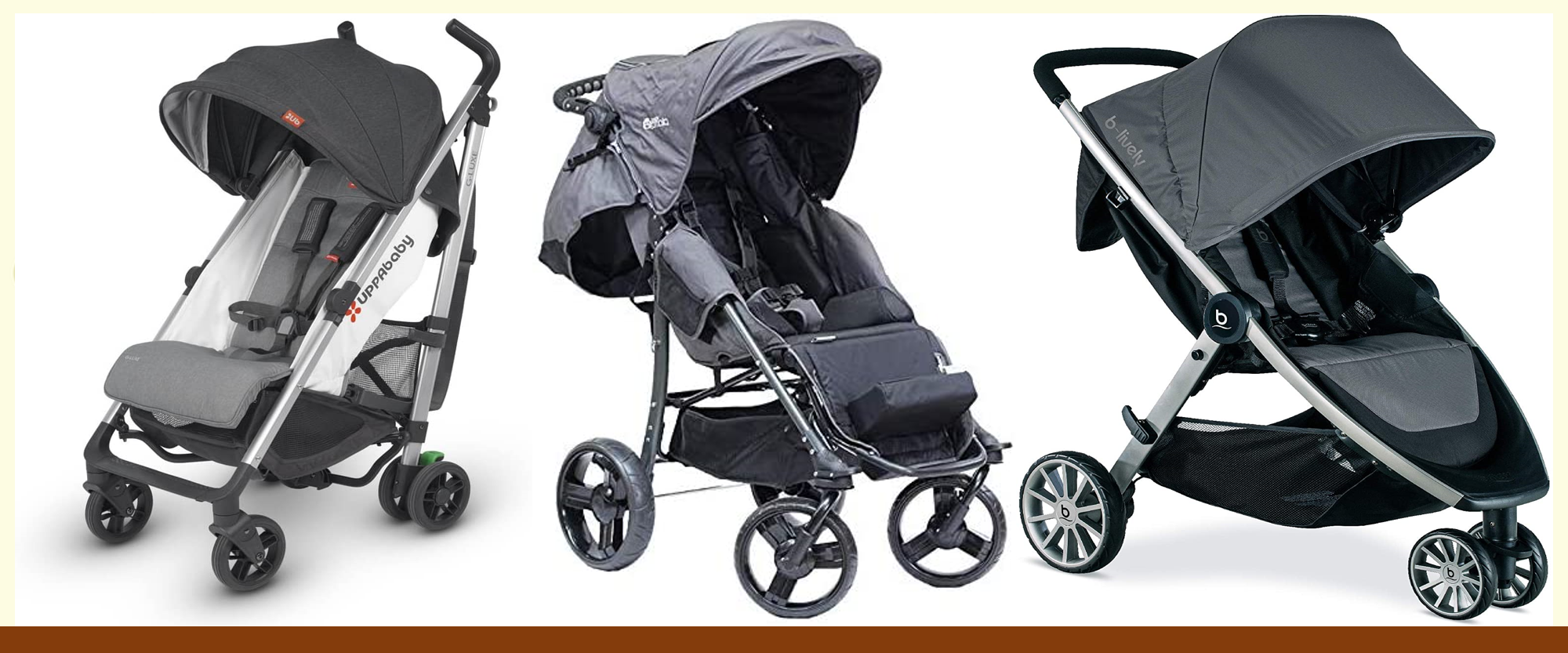 Best Strollers for Big Kids