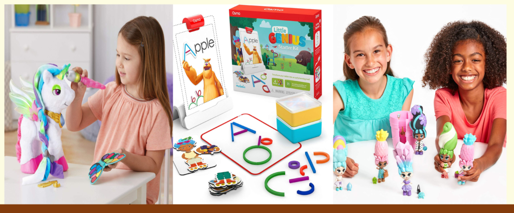 Best Birthday Gifts & Toys For Kids