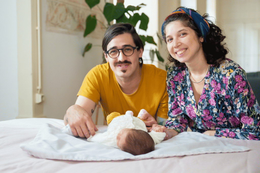 Happy Family 1 A Guide For First-Time Parents